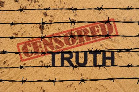 censored: Censored truth