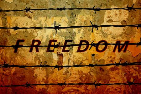 libertad: Libertad Foto de archivo