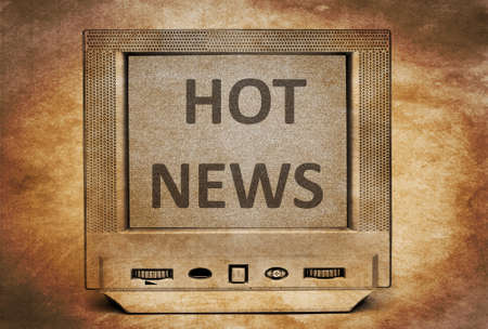 hot news: Hot news on vintage TV