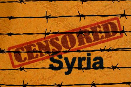 censored: Censored Syria