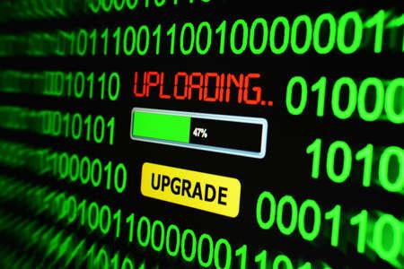 upgrade: Upload upgrade