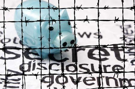 Secret disclosure government