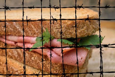 banned: Forbidden food