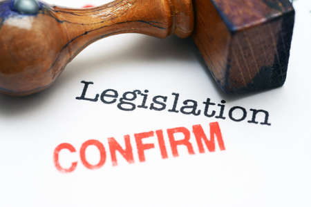legislative: Legislation - confirm