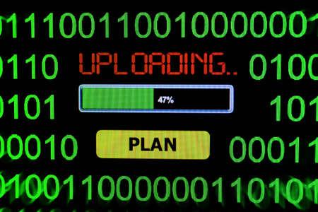 uploading: Uploading plan