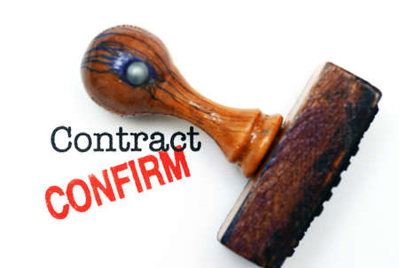 confirm: Contract - confirm