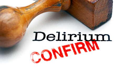 delirium: Delirium confirm