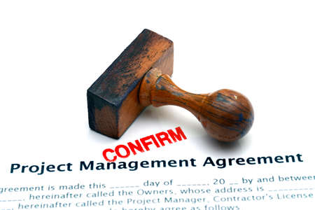 Management agreement photo