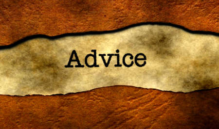 counsel: Advice