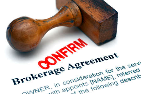 Brokerage agreement photo