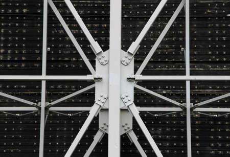 steelwork: Metal construction