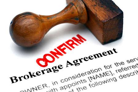 brokerage: Brokerage agreement