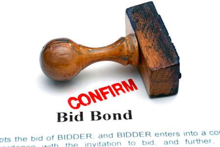 bid: Bid bond - approved