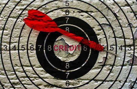 debt goals: Credit target