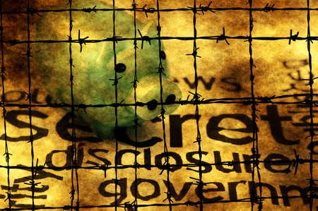 disclosure: Secret disclosure government