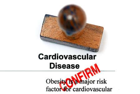 cardiovascular: Cardiovascular disease