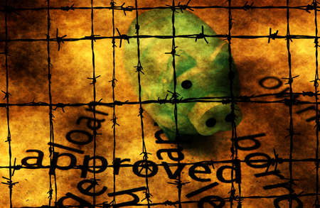 trapped: trapped piggy bank