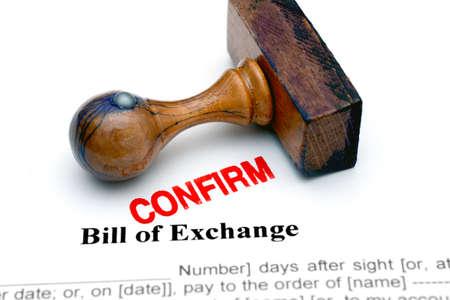 letra de cambio: Letra de cambio