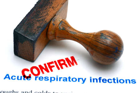 infections: Respiratory infections confirm