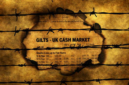 barbwire: UK cash market against barbwire
