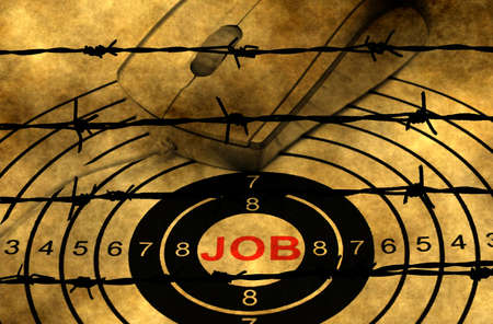 barbwire: Web job target against barbwire