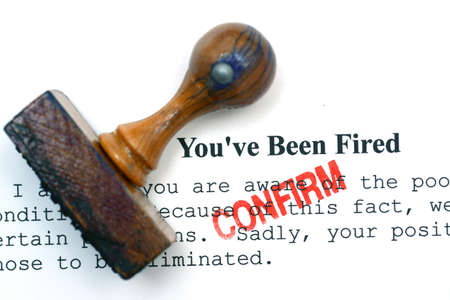 you are fired: You are fired