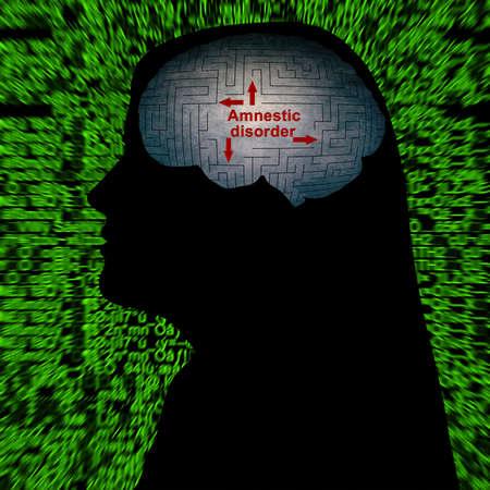 trastorno: Amn�sico concepto de trastorno