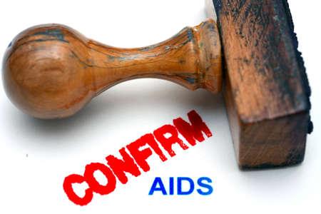 confirm: Aids confirm