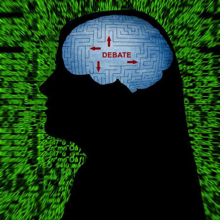 cognicion: Debate en cuenta