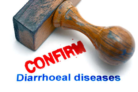 diarrhea illustration: Diarrhoeal disease confirm