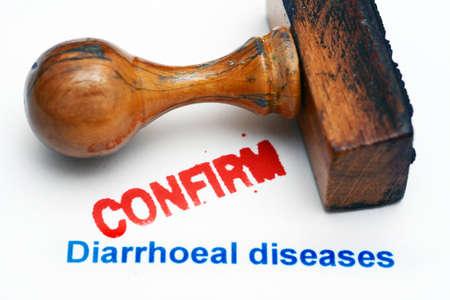 diarrhea: Diarrhea disease confirm