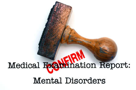 desorden: Trastorno mental