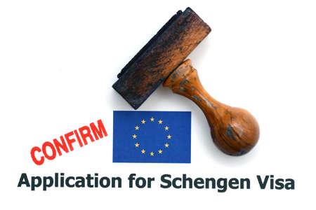overseas visa: Application for Schengen visa