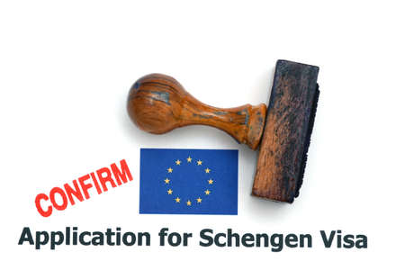 schengen: Application for Schengen visa confirm