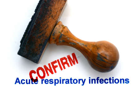 lung bronchus: Acute respiratory infection