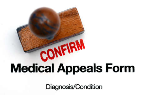 appeals: Medical appeals form