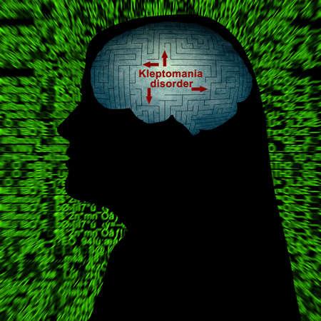 trastorno: Trastorno cleptoman�a en cuenta