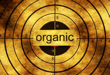 preservatives: Organic grunge target