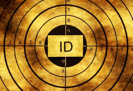 forensics: ID grunge target