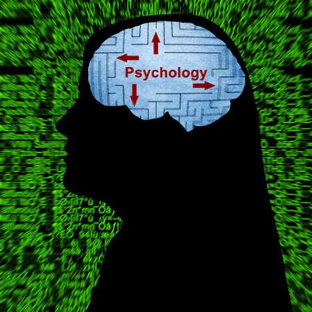 psychosocial: Psychology in mind concept
