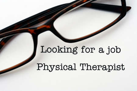 looking for a job: Looking for a job Physical Therapist