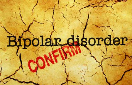 confirm: Bipolar disorder confirm
