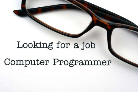 looking for a job: Looking for a job Computer Programmer