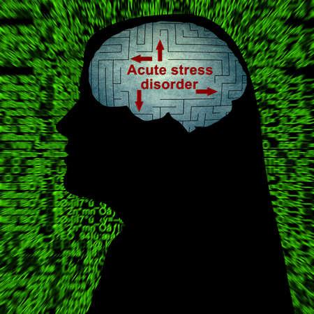 acute: Acute stress disorder