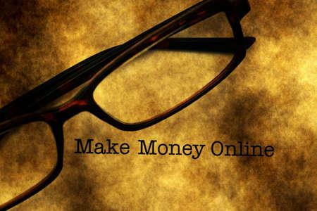 online: Make money online