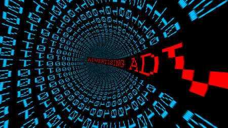 colocation: Advertising data tunnel