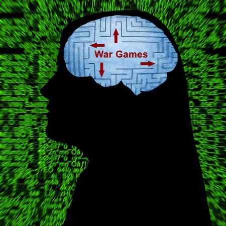 mind games: War games in mind