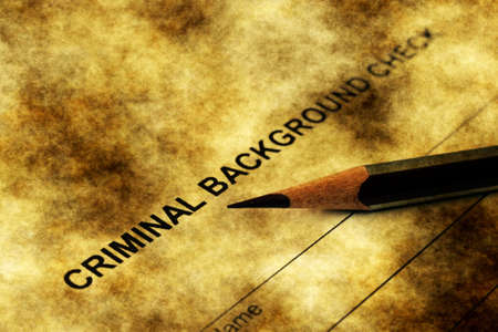 criminal: Criminal background check application