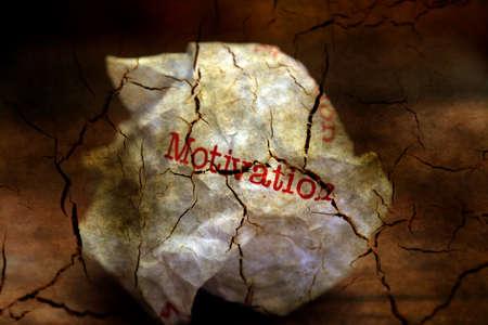 abandon: Abandon motivation grunge concept Stock Photo