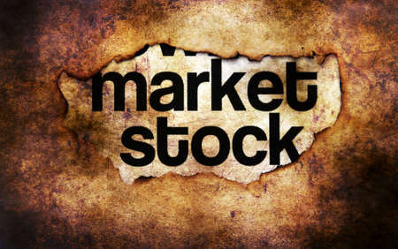 paper hole: Market stock on paper hole grunge concept